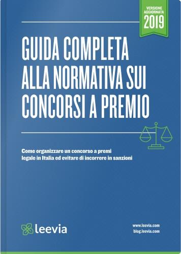 Ebook 02 - Guida completa alla Normativa sui Concorsi a Premio