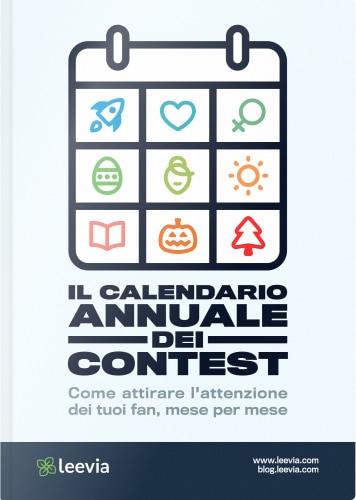 Ebook 03 - il Calendario Annuale dei Contest